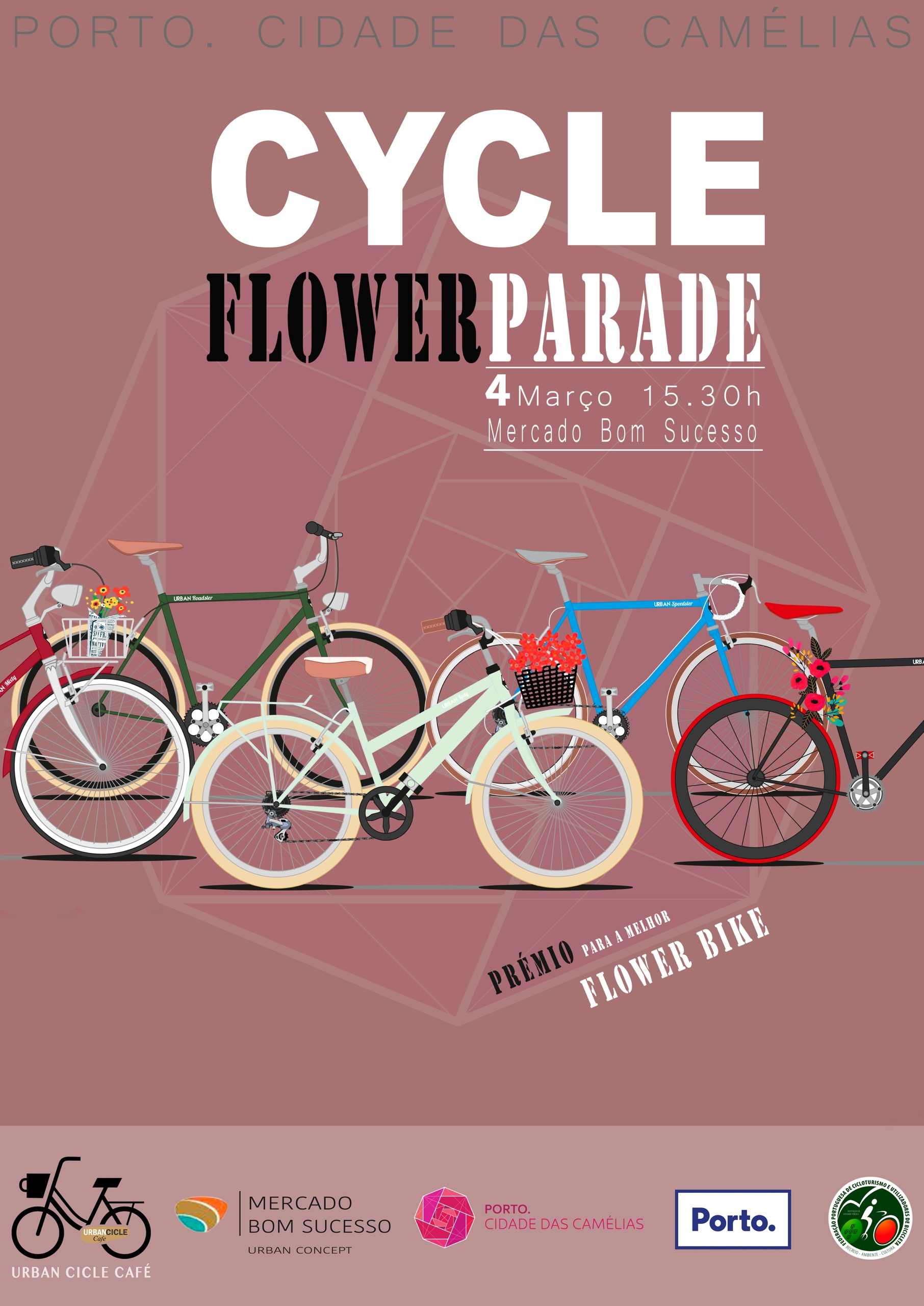 Cycle Flower Parade