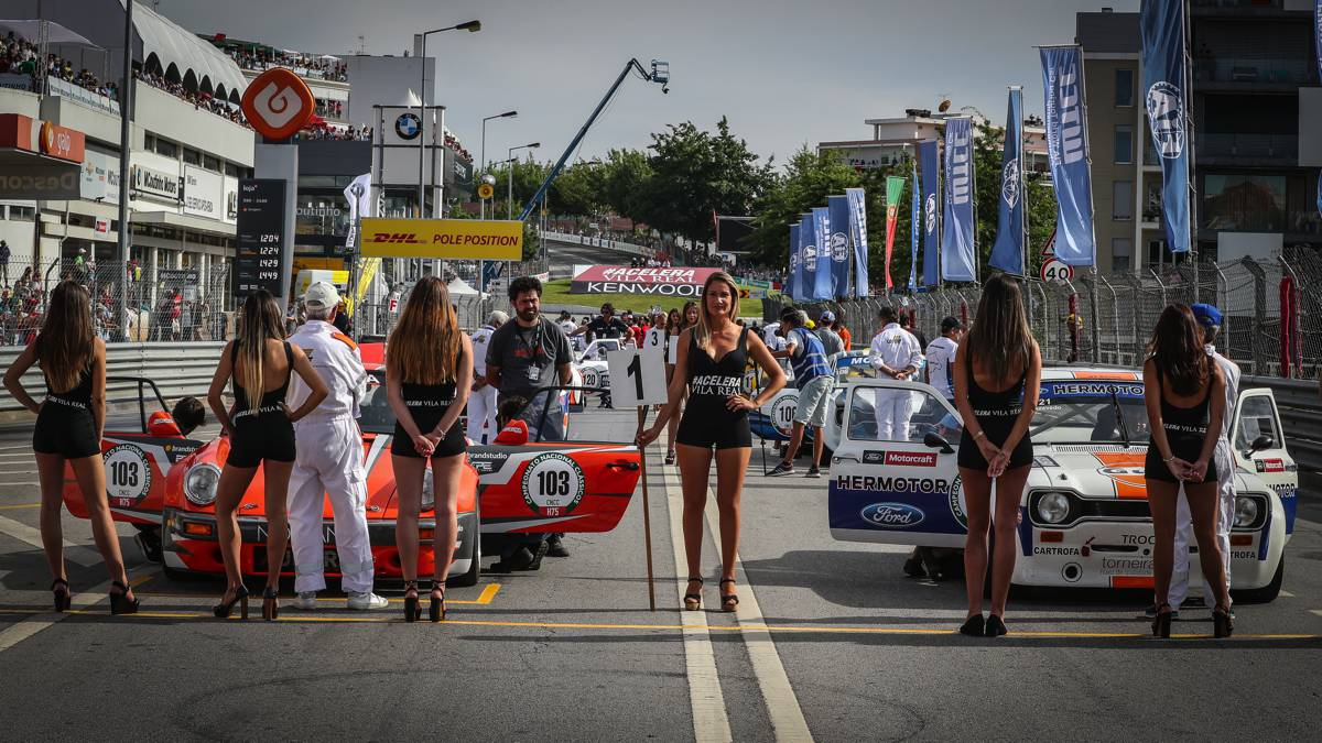 Circuito Vila Real : Circuito de vila real domingo